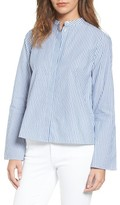 Madewell Women's Bell Sleeve Blouse
