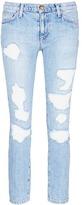 Current/Elliott 'The Fling' distressed jeans