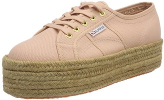 Superga Women's 2790-COTROPEW Low-Top Sneakers