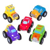 Elegant Baby Monster Truck Bath Squirties
