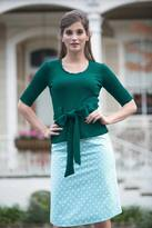 Shabby Apple La Reine Top Green