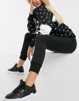 Puma Essentials black sweat pants