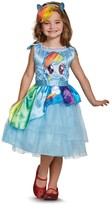 Disguise My Little Pony Rainbow Dash Classic Costume (Toddler, Little Girls, & Big Girls)