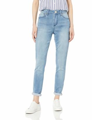 Seven7 Women's High Rise Skin Fit Skinny Jean