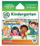 Leapfrog Learning Game: Get Ready for Kindergarten (for LeapPad tablets and LeapsterGS)