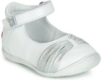 GBB MALLA girls's Shoes (Pumps / Ballerinas) in White
