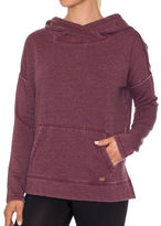 Betsey Johnson Textured Cotton-Blend Hoodie