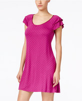 Alfani Flutter-Sleeve Nightgown, Only at Macy's