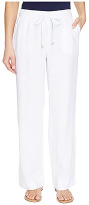 Tommy Bahama Two Palms Easy Pants (Black) Women's Casual Pants
