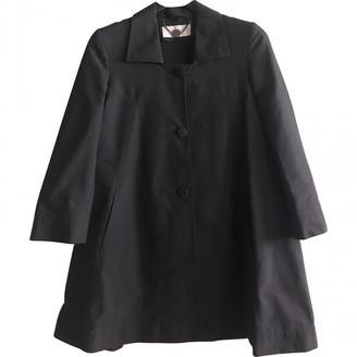 Stella McCartney Stella Mc Cartney Blue Cotton Trench coats