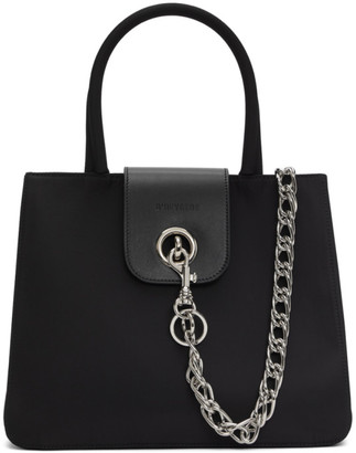 D'heygere Dheygere Black Key Hanger Bag