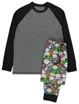 George Marvel Comics Avengers Pyjama Set