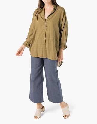 Madewell Tribe Alive Oversized Tunic Top