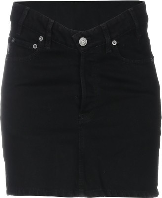 Balenciaga Denim skirts