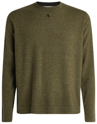 Craig Green Two-Tone Sweater