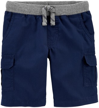 Carter's Toddler Boy Pull-On Cargo Shorts
