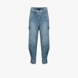 RtA Dallas tapered jeans