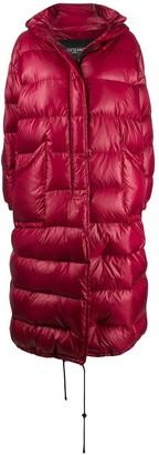 Simonetta Ravizza Oversized Puffer Coat