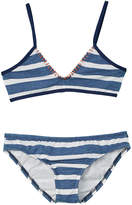 Splendid Girls' Chambray Bralette Bikini