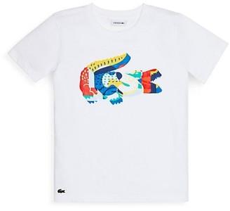 Lacoste Little Boy's & Boy's Classic Logo T-Shirt