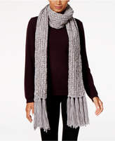 INC International Concepts I.n.c. Chenille Fringe Skinny Scarf, Created for Macy's