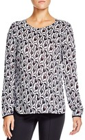 Basler Printed Top