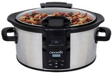 Crock Pot Crock-Pot® Programmable Lift & Serve 6 Qt. Slow Cooker - Stainless Steel SCCPVC600LH-S