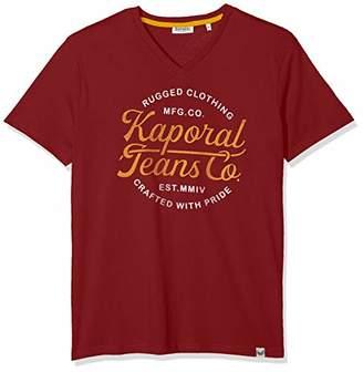 Kaporal Men's OBUCE T - Shirt