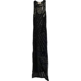 Public School Black Cotton - elasthane Dress for Women