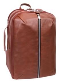 "McKlein Englewood 17"" Triple Compartment Laptop Tablet Weekend Backpack"