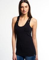 Superdry Super Sewn Rugged Pocket Vest Top