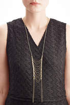 Mishky Bead Embellished Necklace