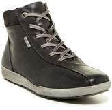 Josef Seibel Dany Waterproof Faux Fur Lined High Top Sneaker