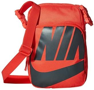 Nike Heritage 2.0 (Thunder Grey/Thunder Grey/Black) Handbags