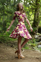 Shabby Apple Sycamore Jersey Dress
