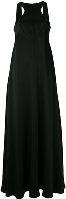 Valentino Cut-Out Detailed Evening Dress