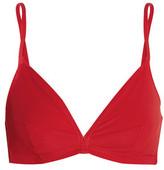Orlebar Brown Hampton And Trinity Triangle Bikini Top