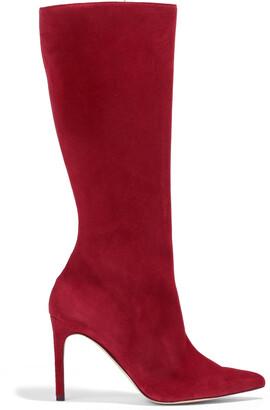 Alexandre Birman Porto Suede Knee Boots
