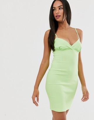 Vesper cami mini dress