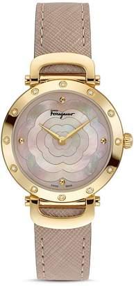 Salvatore Ferragamo Style Watch, 34mm