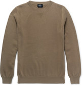 A.p.c. - Connors Cotton Sweater