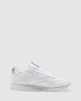 Reebok Classics Classic Leather Shoes