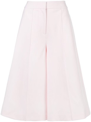 Adam Lippes Double Face Culottes