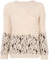 Bellerose chunky knit jumper