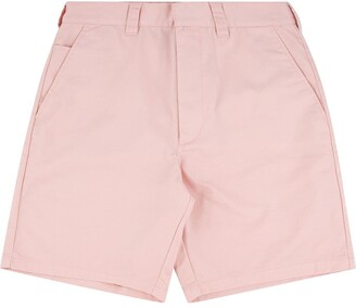 Supreme straight-leg Work shorts