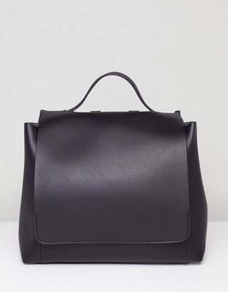 Asos Design DESIGN large minimal backpack