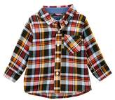 Andy & Evan Flannel Shirt (Baby Boys)