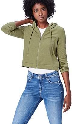 find. Women's Hoodie Supersoft Zip,(Manufacturer size: XX-Large)
