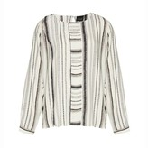 B.young Genny Striped Blouse
