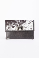 Arisch Black Isabel Clutch